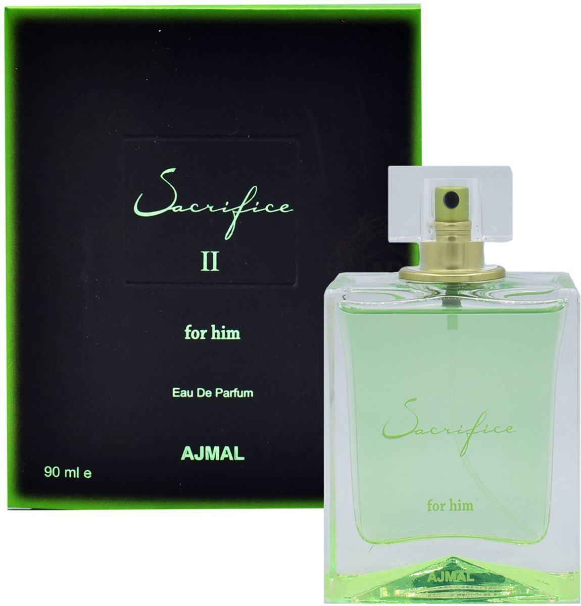 Ajmal Sacrifice II edp 90ml