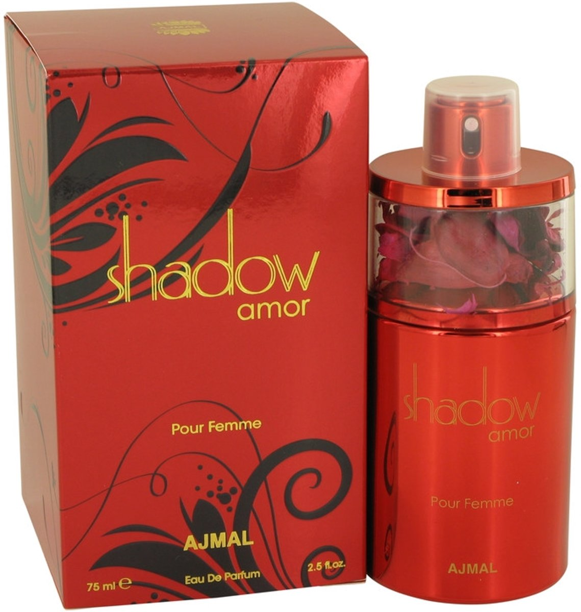 Ajmal Shadow Amor eau de parfum spray 75 ml