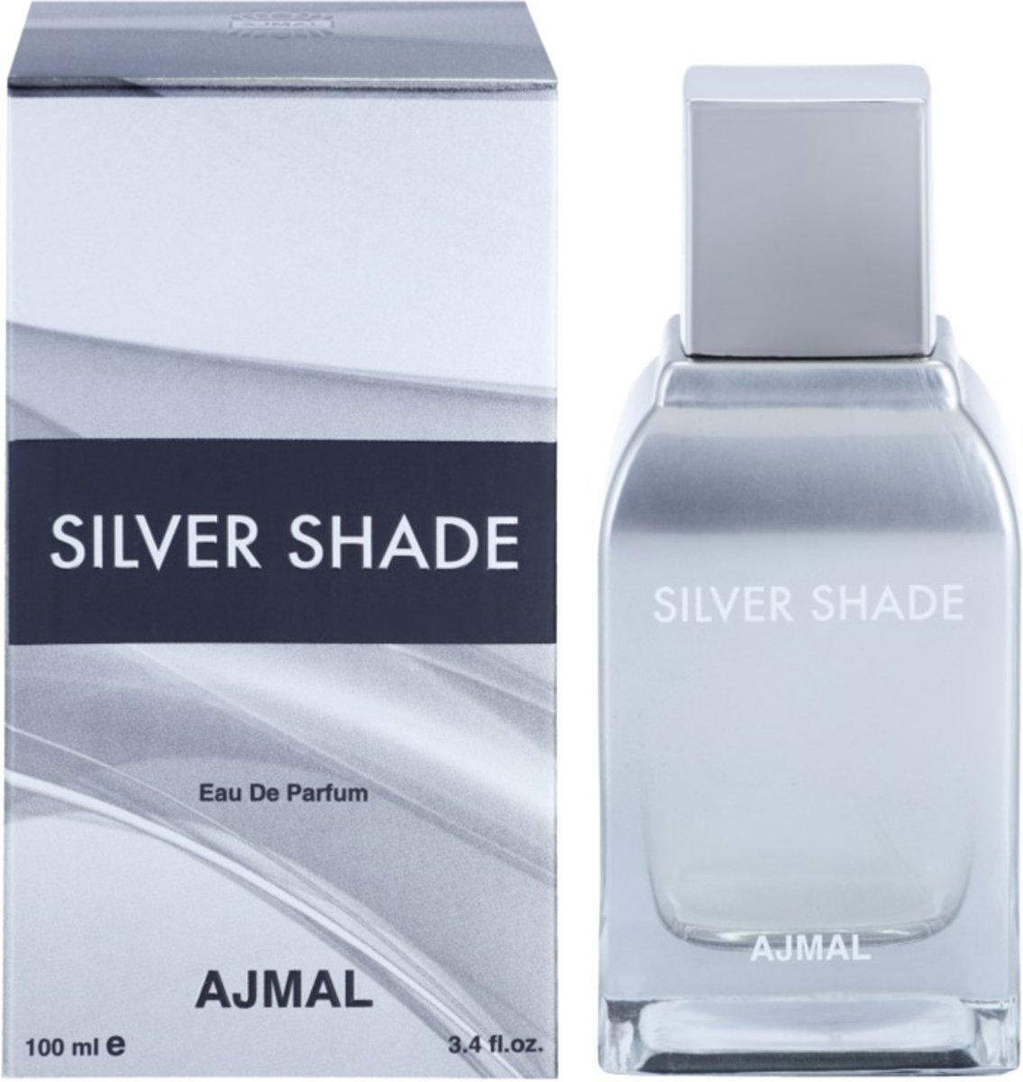 Ajmal Silver Shade - EdP - 100 ml - Unisex