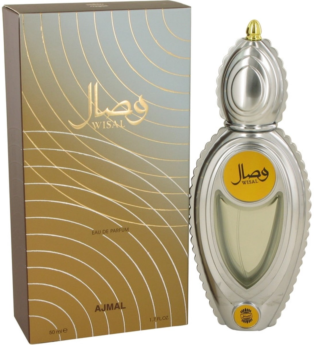 Ajmal Wisal - Eau de parfum spray - 50 ml