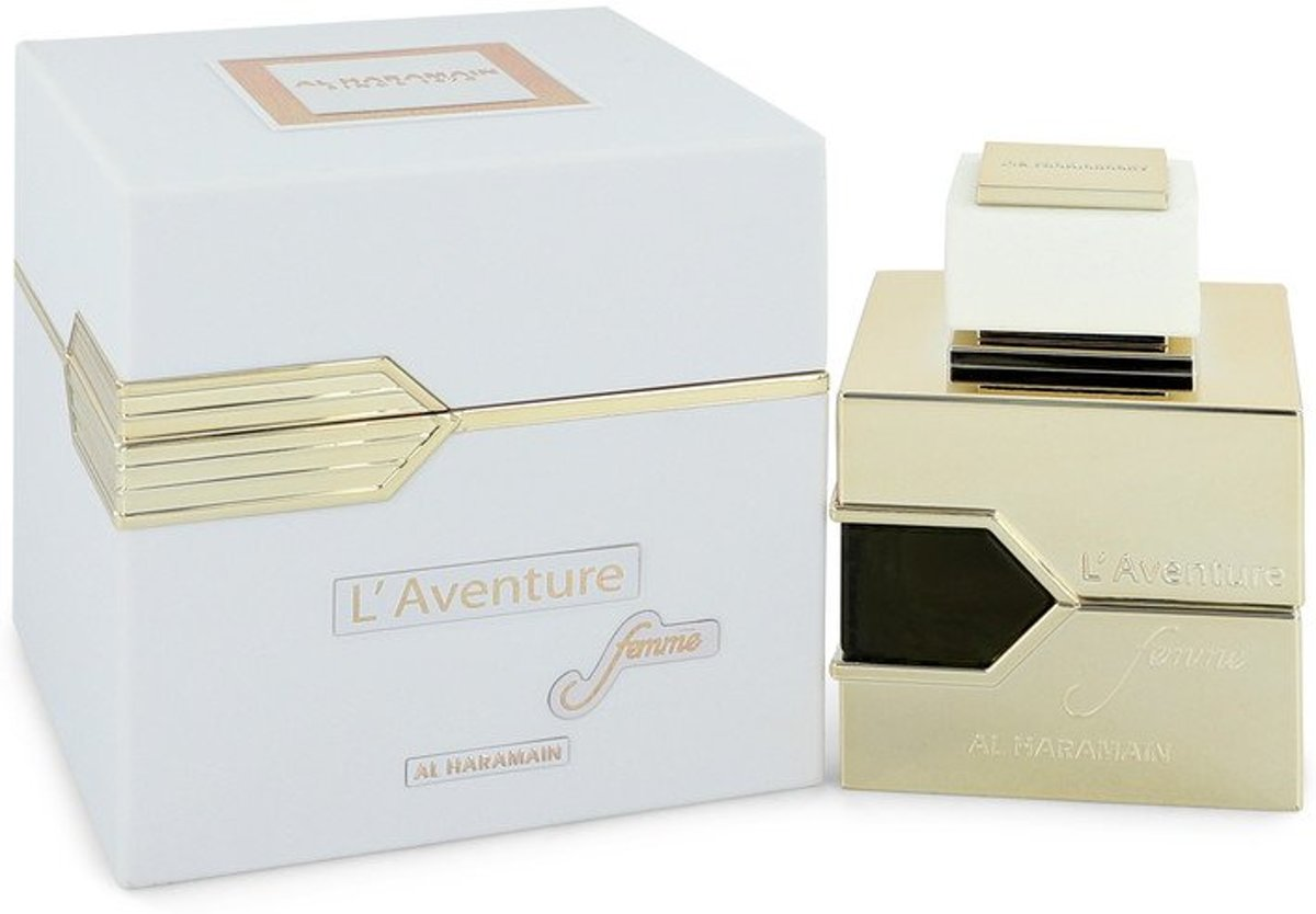 Al Haramain Laventure Femme eau de parfum spray 100 ml