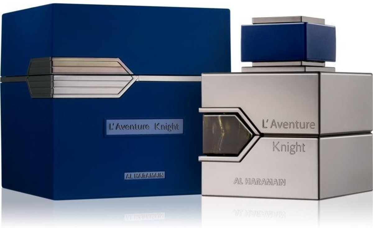 Al Haramain Laventure Knight eau de parfum spray 100 ml