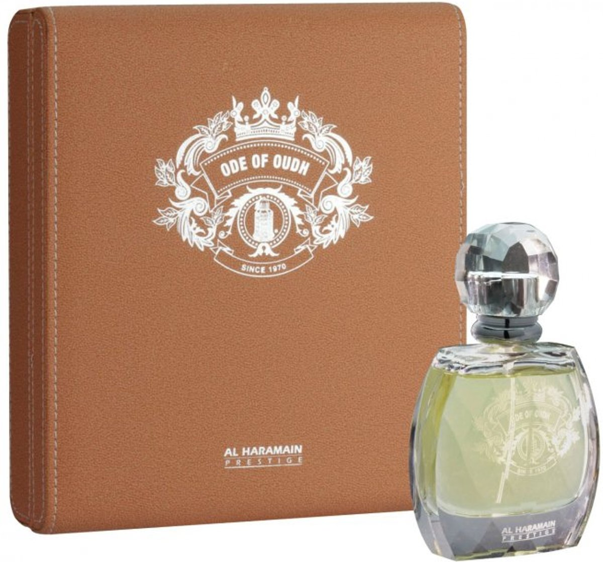 Al Haramain Ode of Oudh Eau de Parfum Spray 70 ml