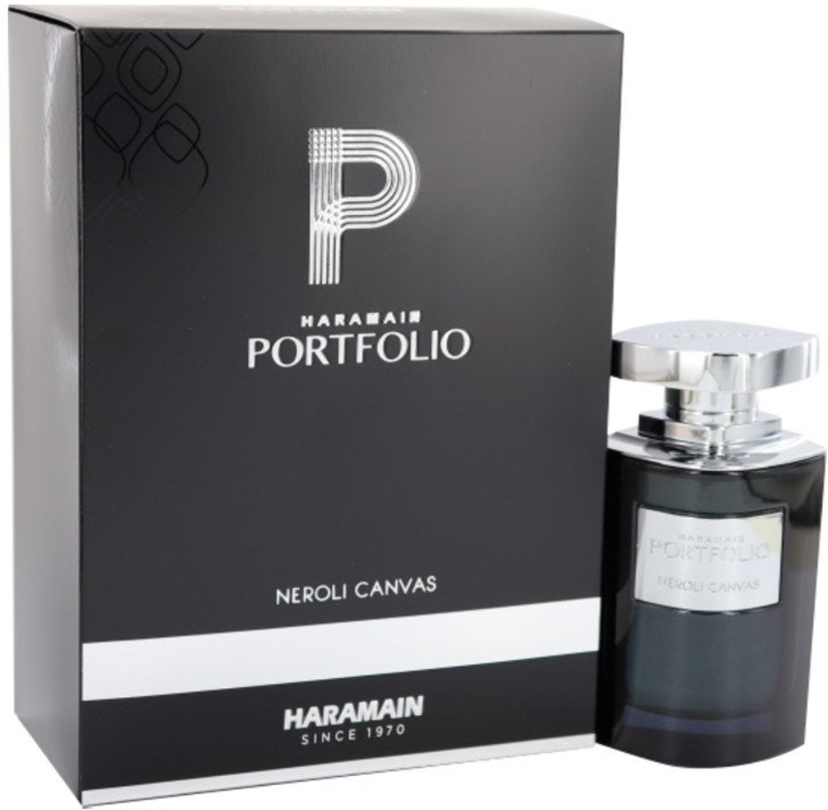 Al Haramain Portfolio Neroli Canvas - Eau de parfum spray - 75 ml