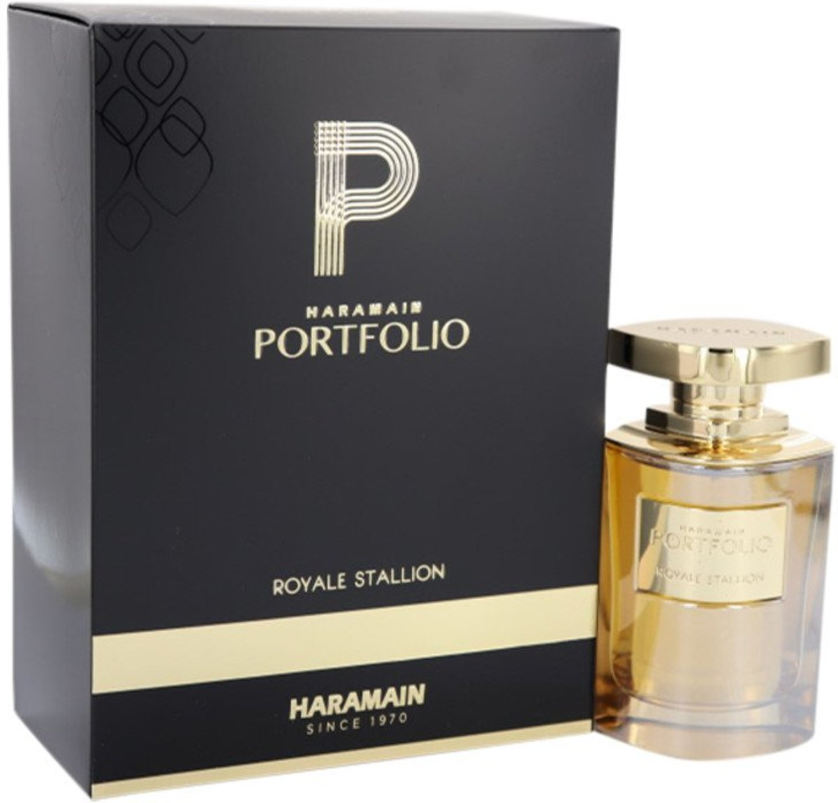 Al Haramain Portfolio Royale Stallion - Eau de parfum spray - 75 ml
