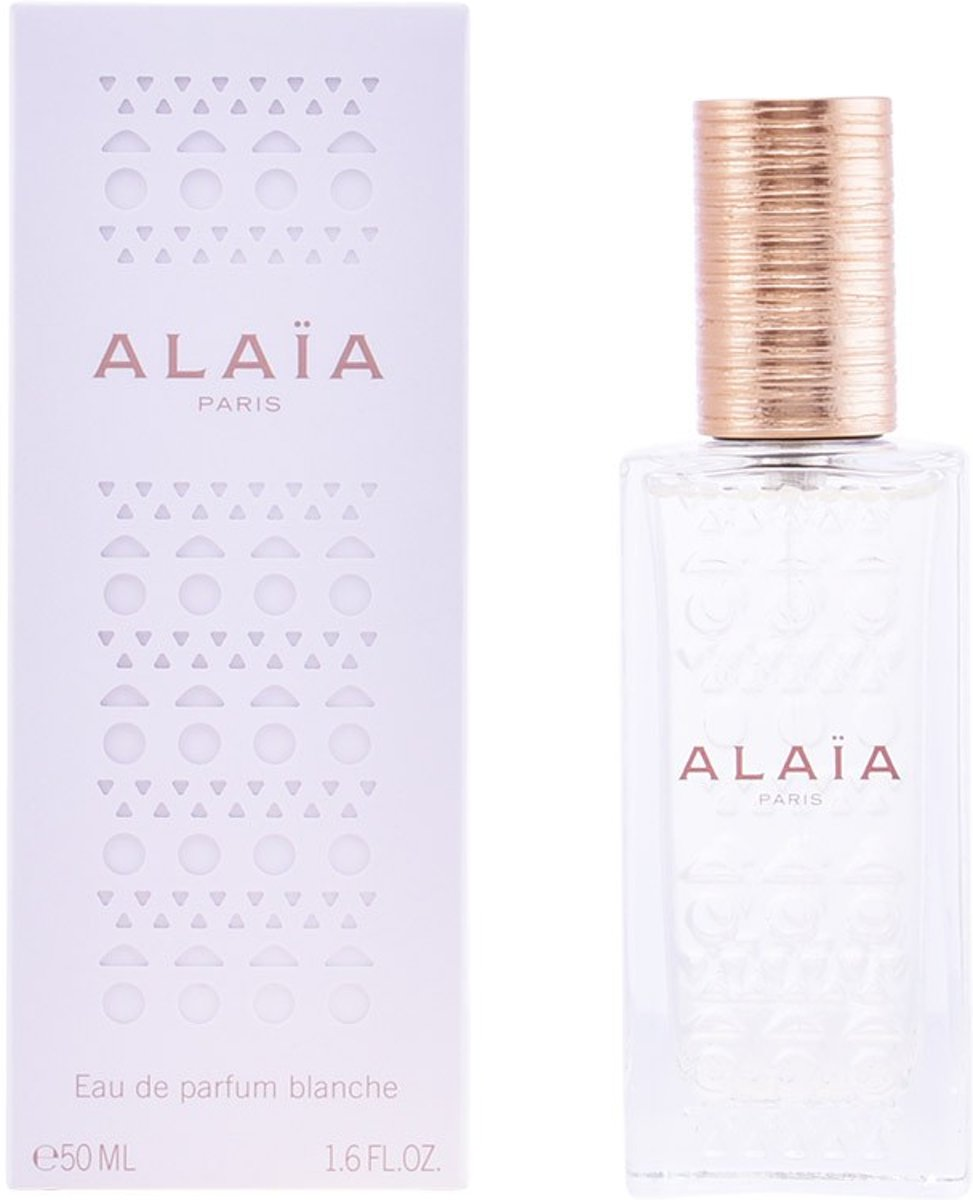 MULTI BUNDEL 2 stuks ALAÏA BLANCHE Eau de Perfume Spray 50 ml