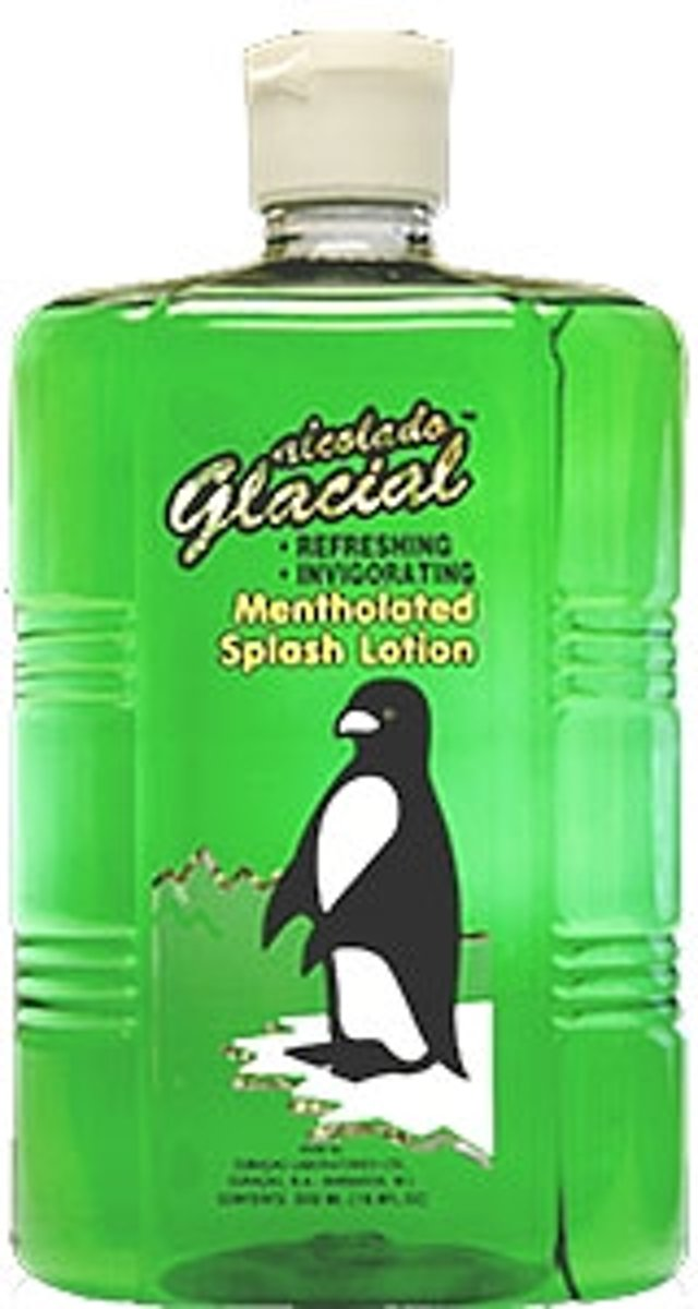 Alcolado Glacial Mentholated Splash Lotion 500 ml