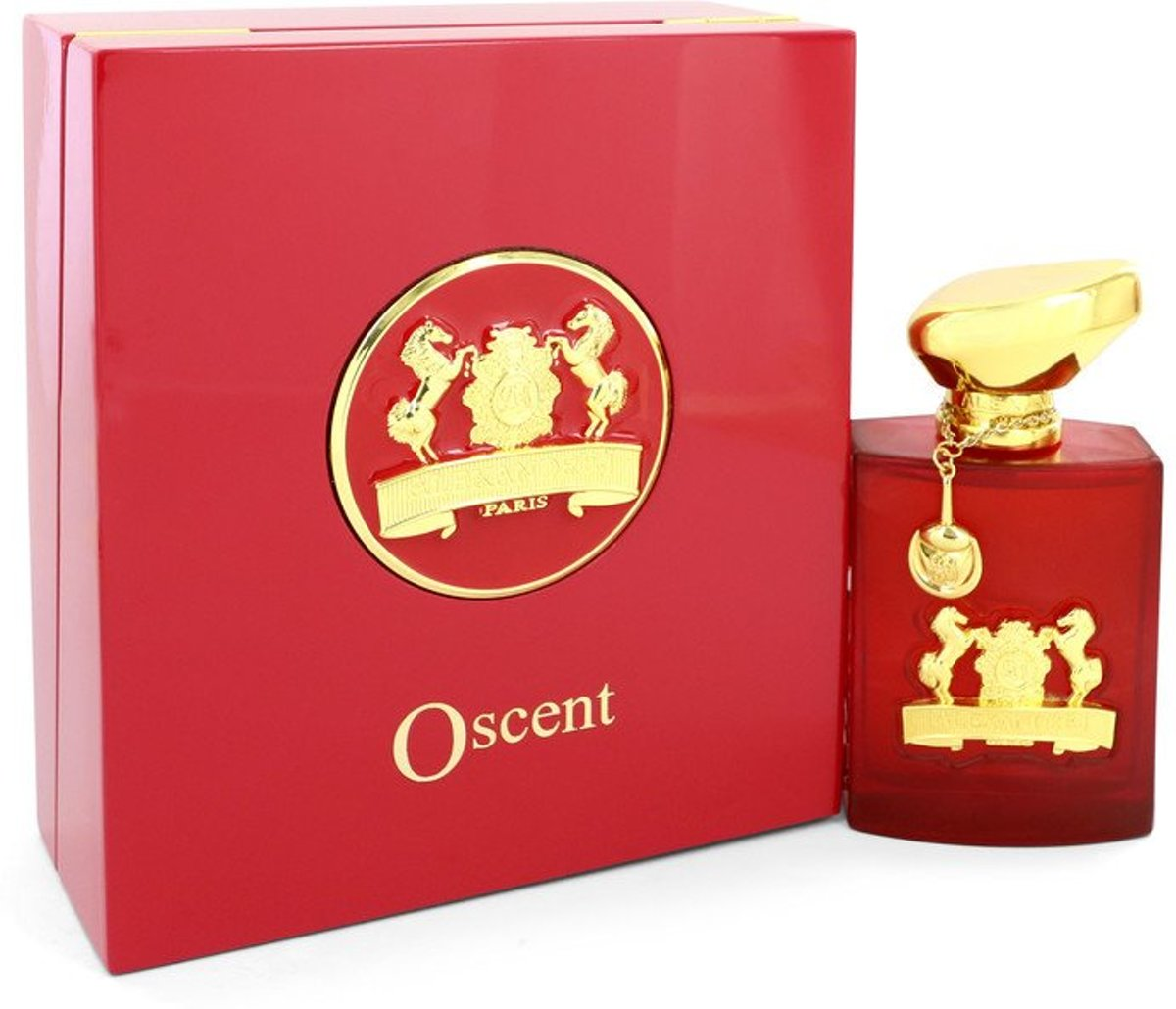 Alexandre J Oscent Rouge eau de parfum spray 100 ml