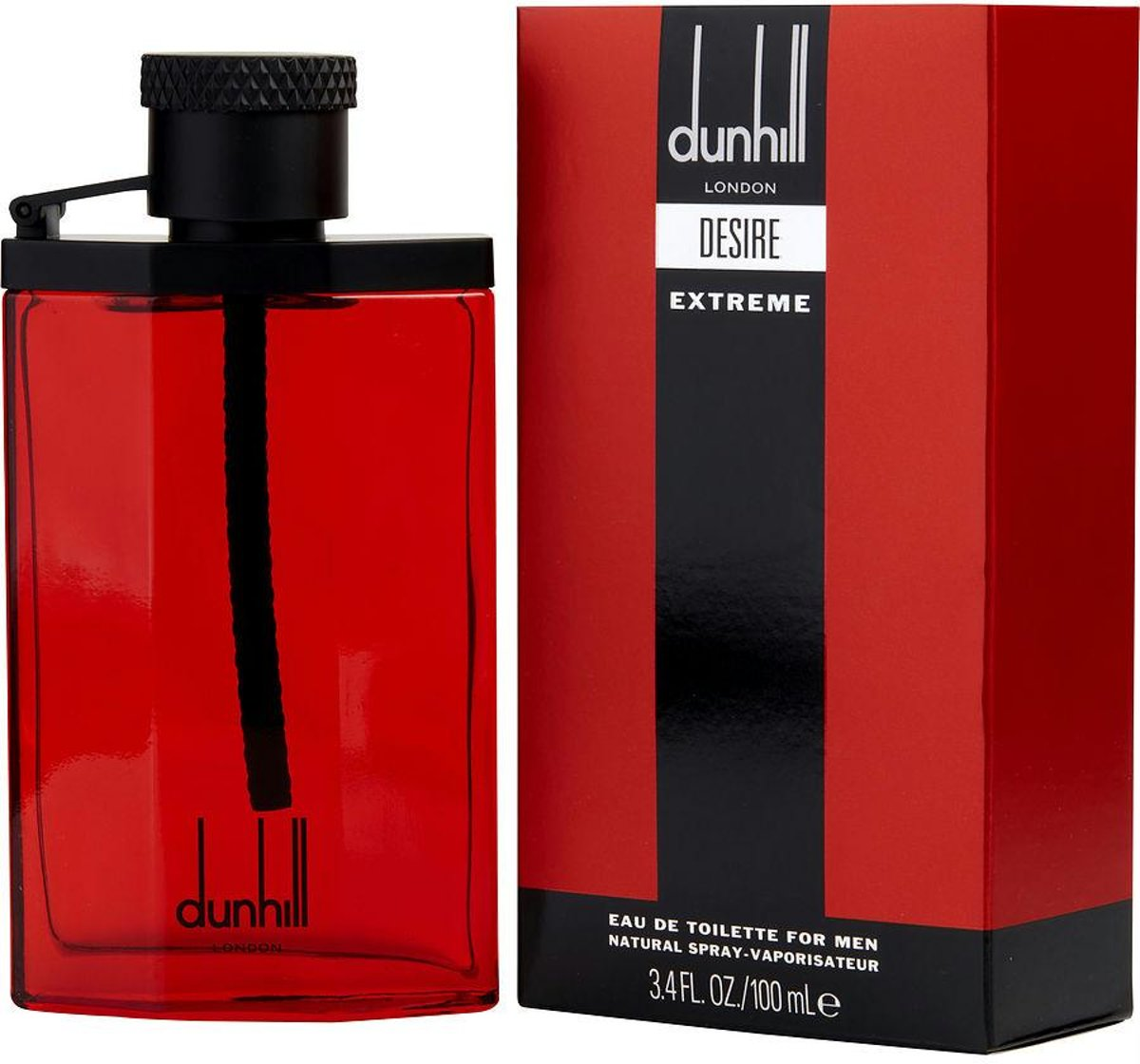 Alfred Dunhill Desire Red Extreme 100 ml - Eau De Toilette Spray Men