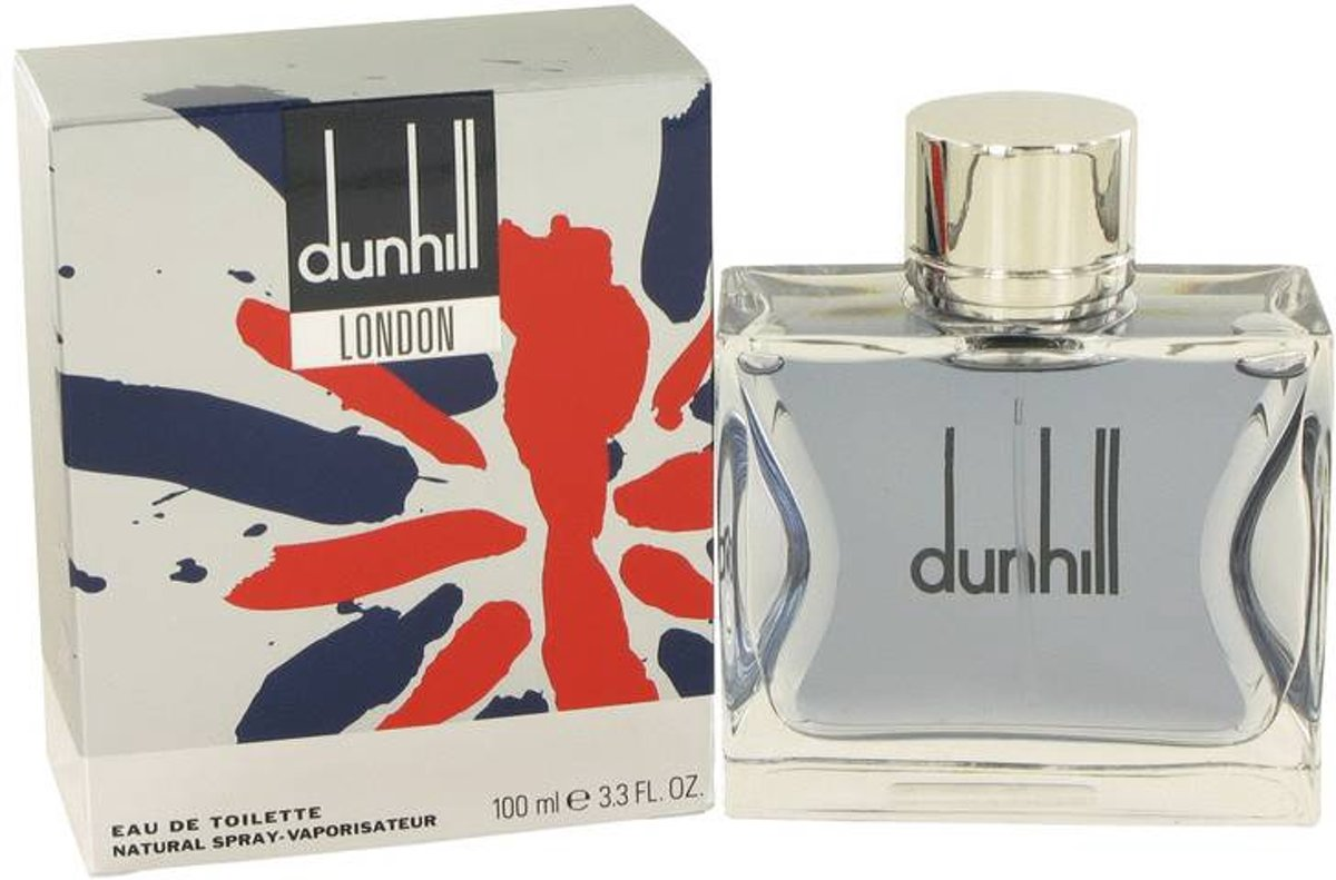 Alfred Dunhill London Men - 100 ml - Eau de toilette