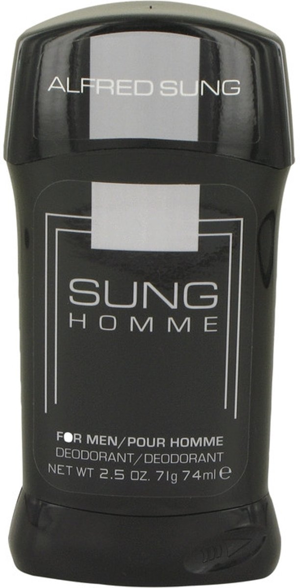 Alfred Sung 75 ml - Deodorant Stick Men