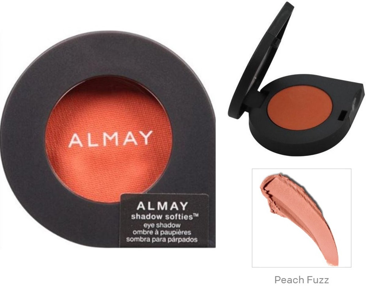 Almay Eye Shadow Softies - 135 Peach Fuzz