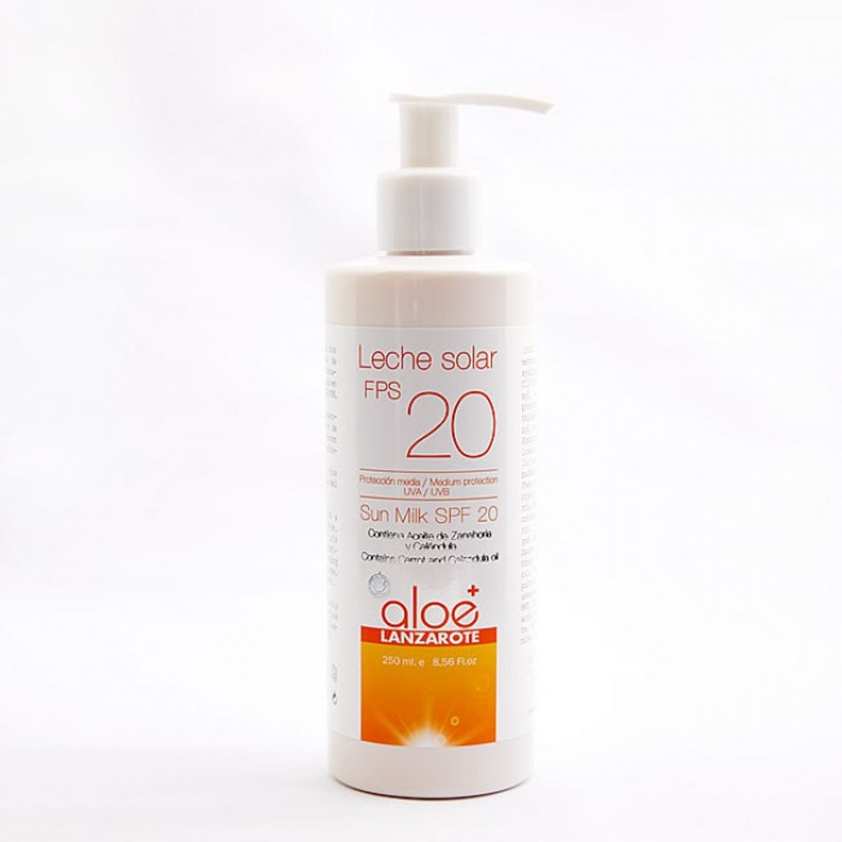 Aloe Vera Sunscreen lotion SPF20