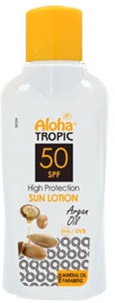 Aloha Tropic Zon Lotion Spray Arganolie *Micro* SPF50 100ml