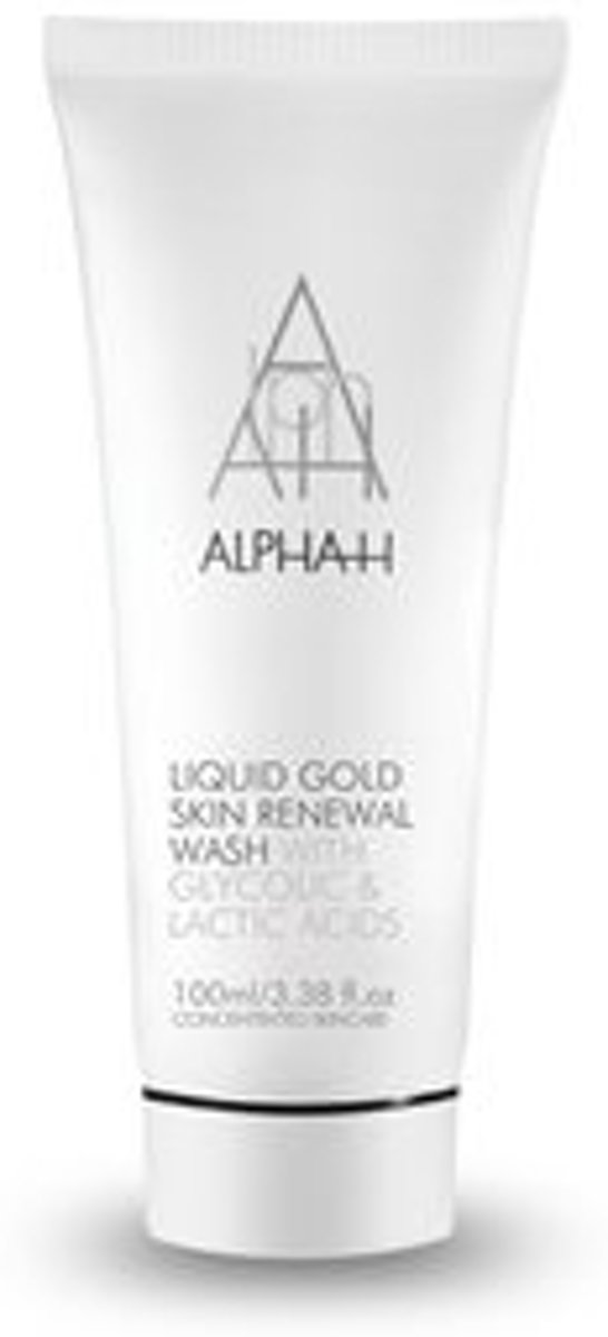 Alpha-H Liquid Gold Renewal Wash 100ml