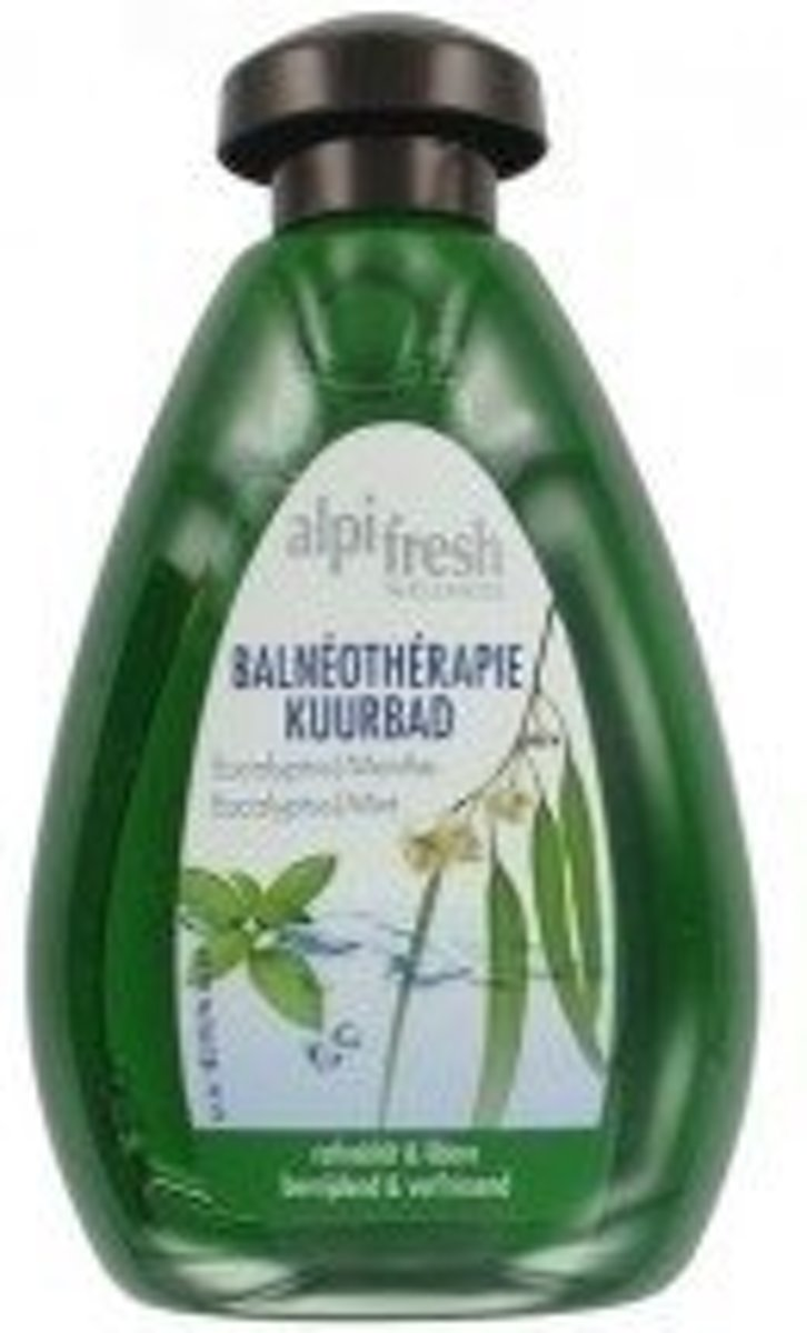 Alpi-Fresh Kuurbad Eucalyptus Mint 500 ml