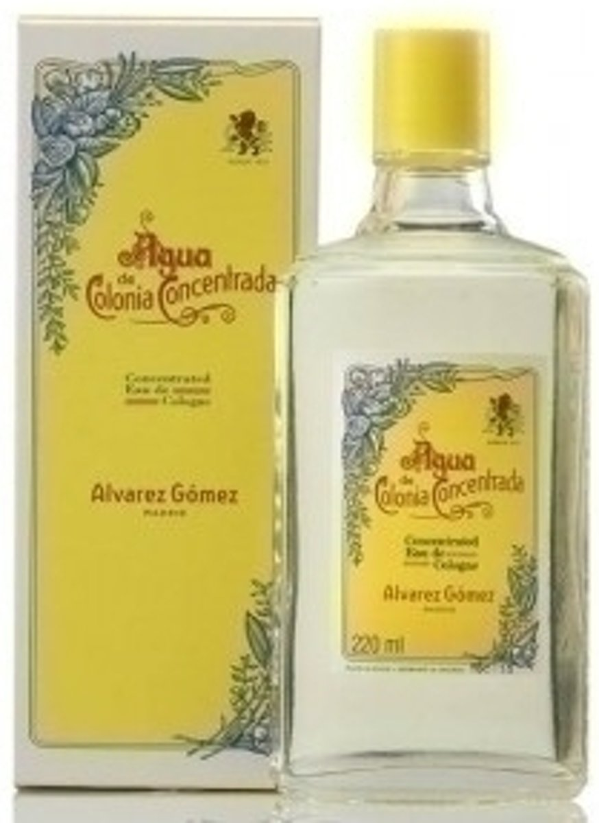 MULTI BUNDEL 3 stuks Alvarez Gomez Eau De Cologne Concentrated 750ml