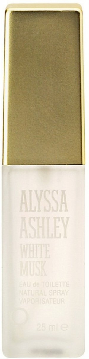 A.ashley white musk - 100 ml - Eau de toilette