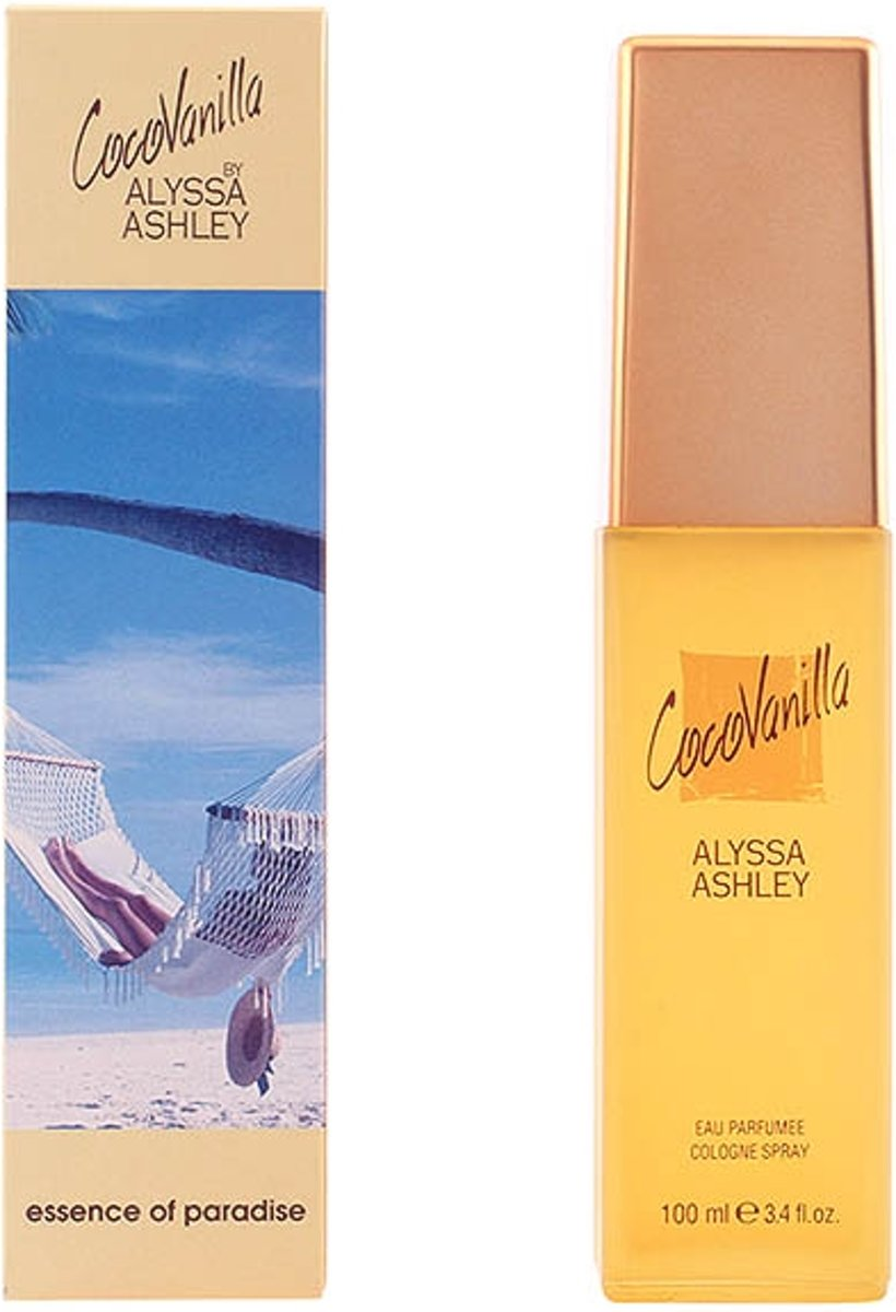 Alyssa Ashley - COCO VANILLA - eau de cologne - spray 100 ml