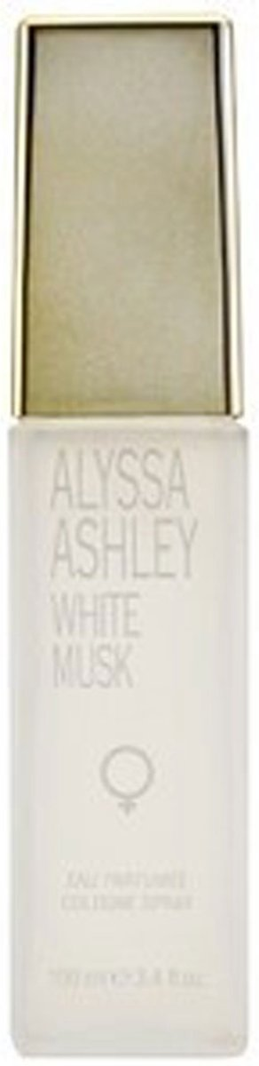 Alyssa Ashley - Eau de parfum - White Musk - 100 ml
