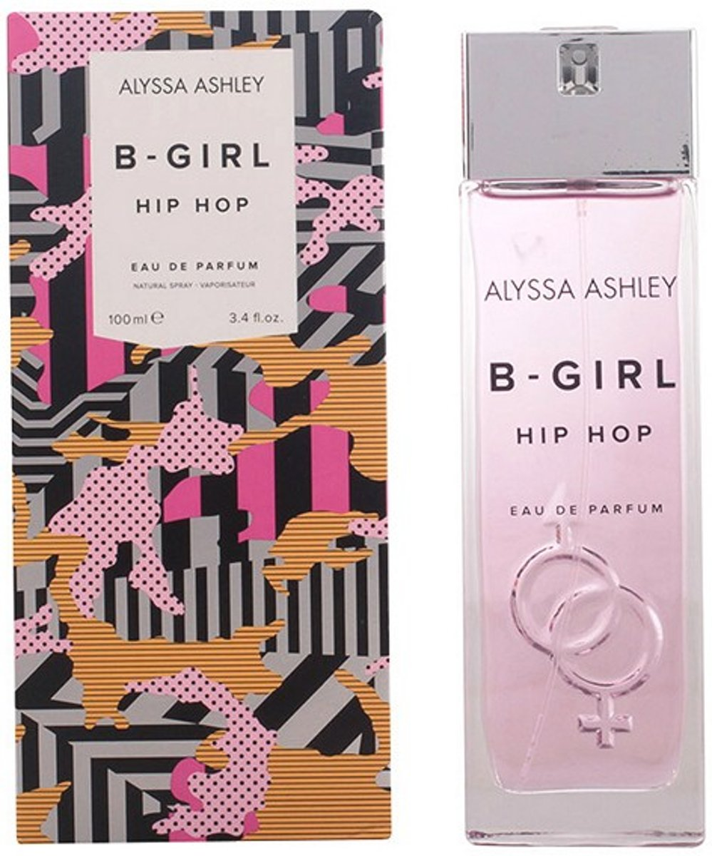 Alyssa Ashley - HIP HOP POUR ELLE edp vaporizador 100 ml