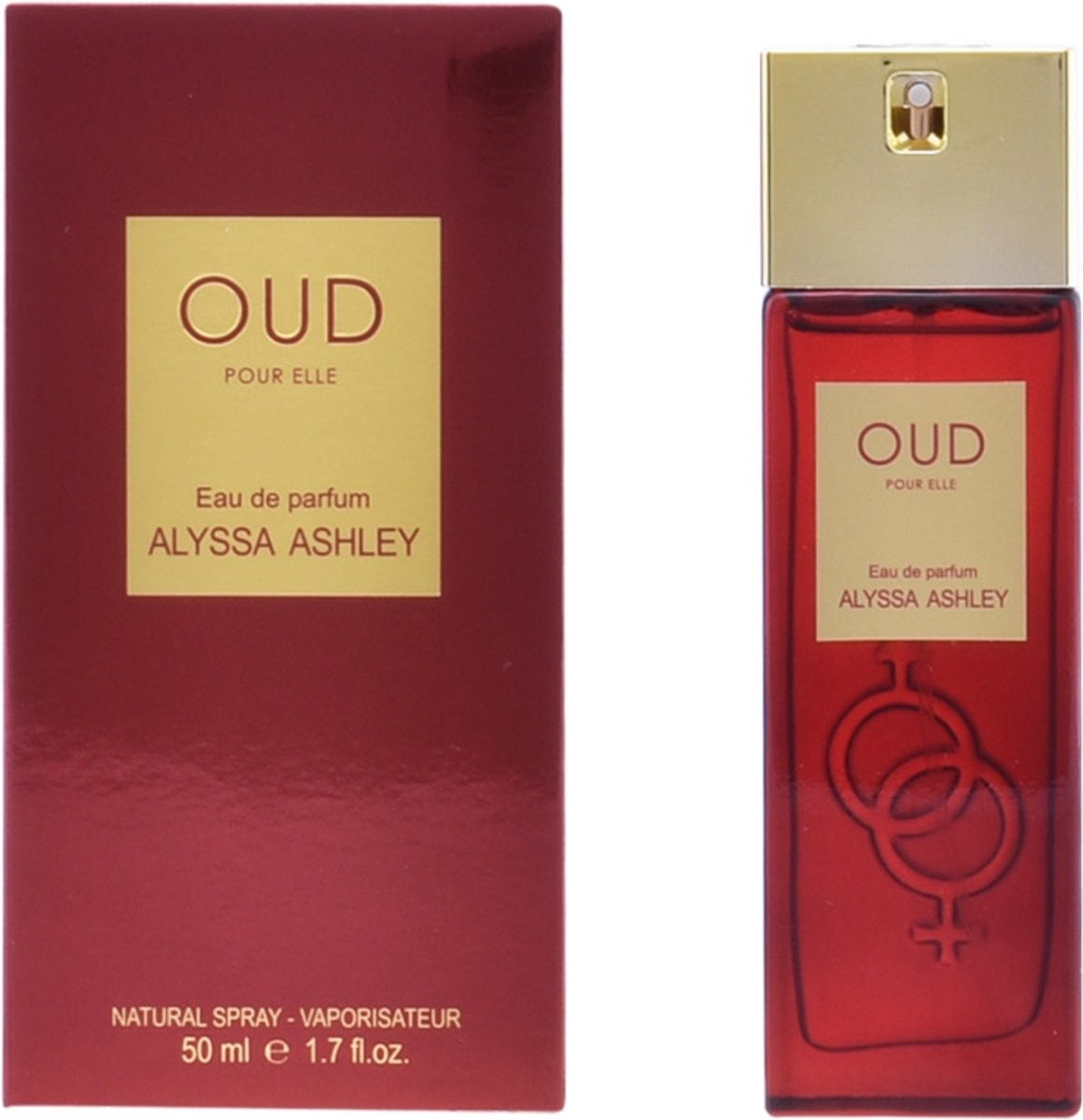 Alyssa Ashley - OUD POUR ELLE edp 50 ml