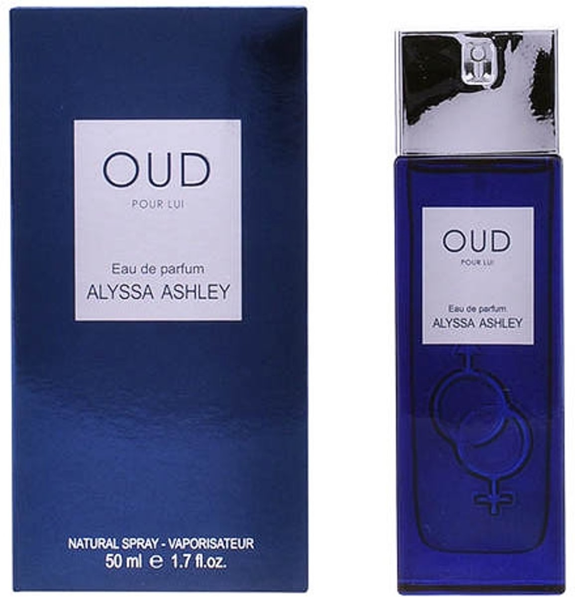 Alyssa Ashley - OUD POUR LUI edp 50 ml