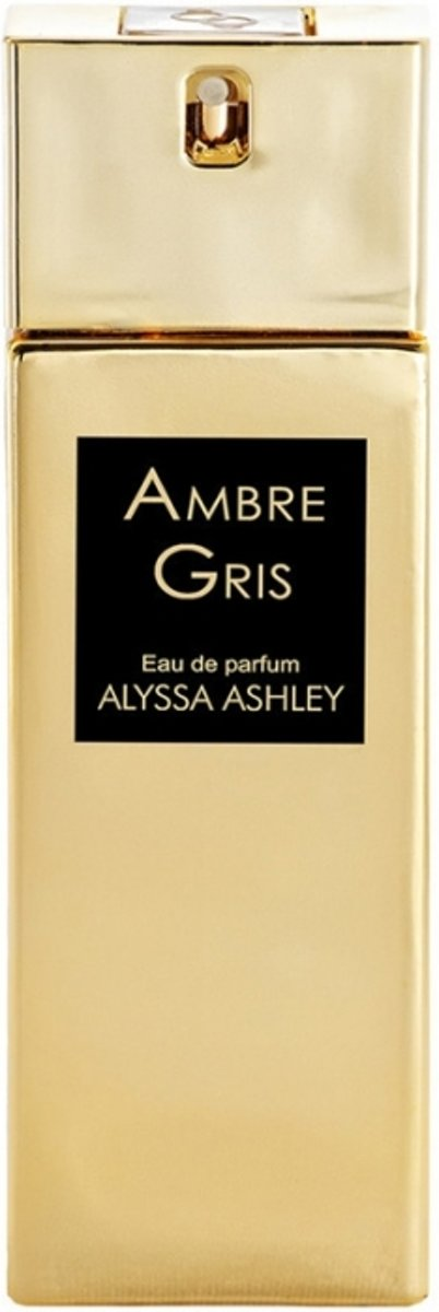 Alyssa Ashley Ambre Gris Eau de Parfum Spray 100 ml