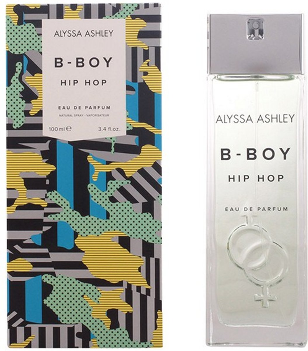 Alyssa Ashley B-BOY HIP HOP eau de parfum spray 30 ml