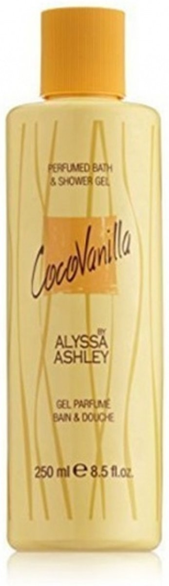 Alyssa Ashley Cocovanilla Douchegel 250 ml