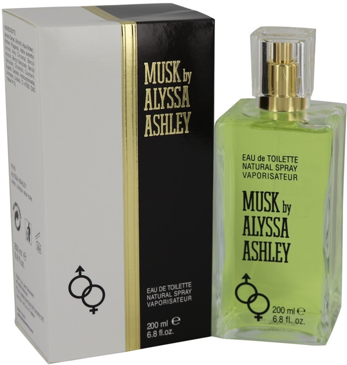 Alyssa Ashley Musk Eau De Toilette Limited Edition