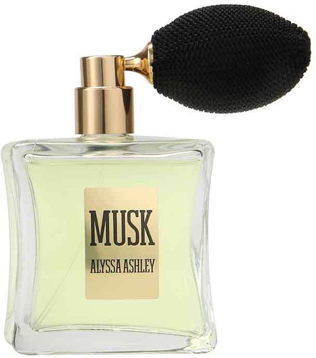 Alyssa Ashley Musk Eau De Toilette Retro Chic
