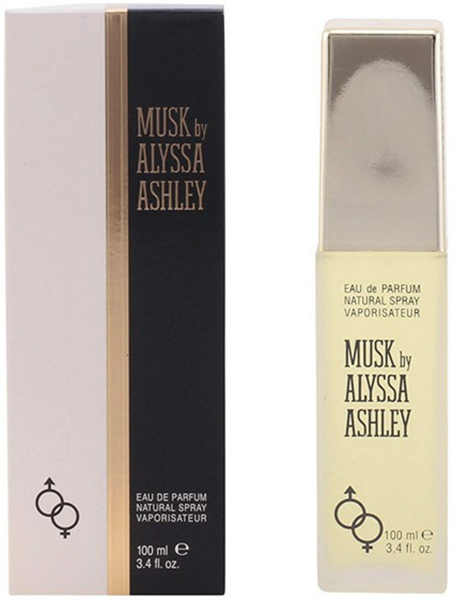 Alyssa Ashley Musk Eau Parfumee - 100ml - Eau de cologne