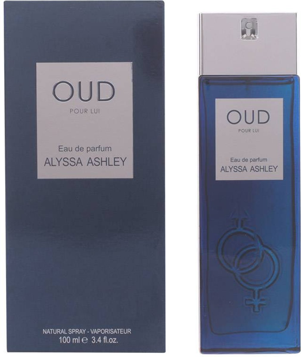 Alyssa Ashley OUD POUR LUI eau de parfum spray 100 ml