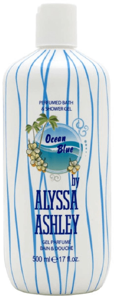 Alyssa Ashley Ocean Blue Bath & Shower gel 500 ml