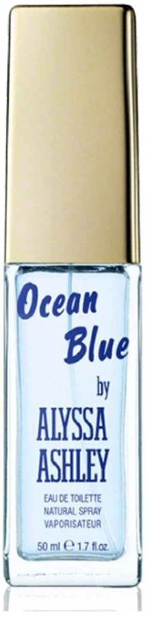 Alyssa Ashley Ocean Blue Eau De Toilette Spray 100ml