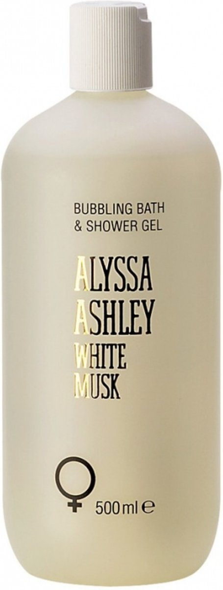 Alyssa Ashley White Musk - 250 ml - Bad & Douchegel