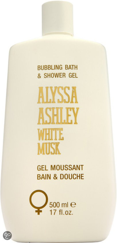 Alyssa Ashley White Musk Douchegel