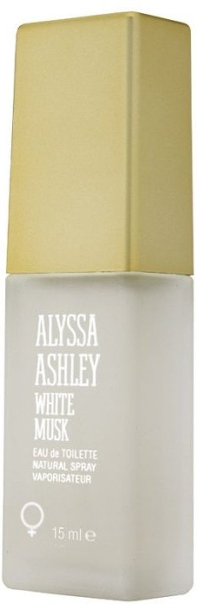 Alyssa Ashley White Musk Eau de Toilette Spray 15 ml