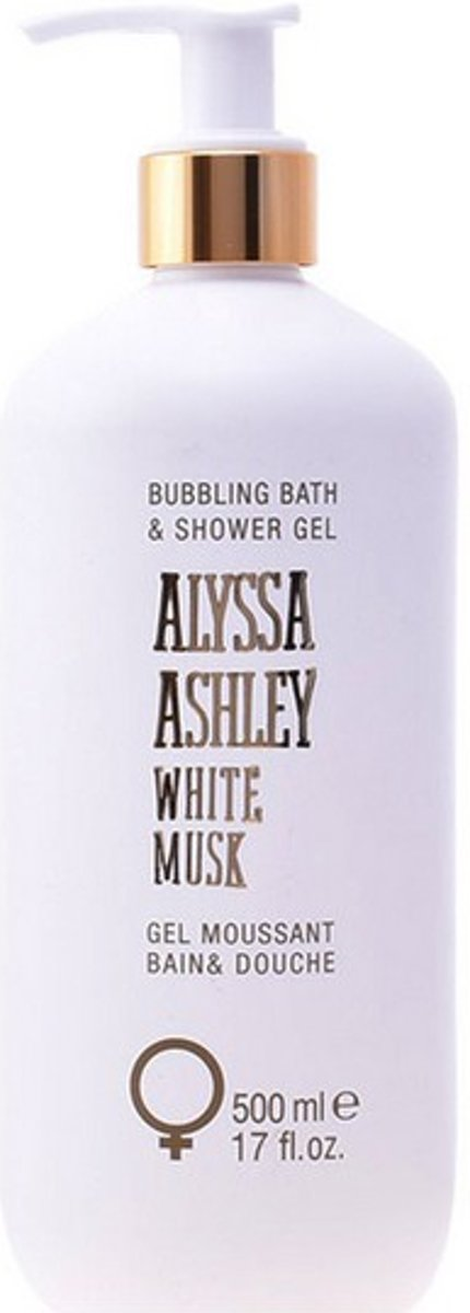 Douchegel White Musk Alyssa Ashley (500 ml)