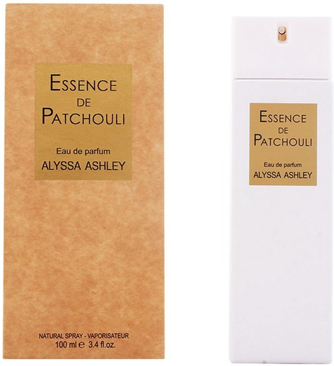ESSENCE DE PATCHOULI edp verstuiver 100 ml
