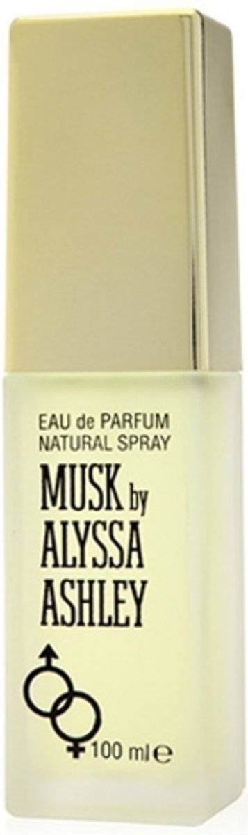 MULTI BUNDEL 2 stuks Alyssa Ashley Musk Eau De Perfume Spray 100ml
