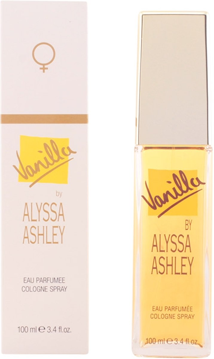 MULTI BUNDEL 3 stuks Alyssa Ashley Vanilla Eau De Perfume Spray 100ml