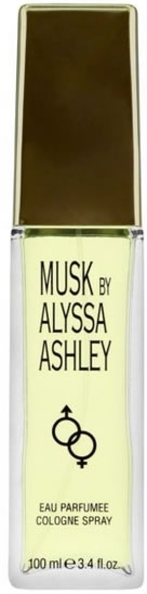 MULTI BUNDEL 4 stuks Alyssa Ashley Musk Eau De Perfume Spray 100ml
