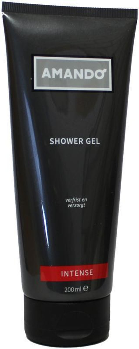 Amando showergel intense 200 ml