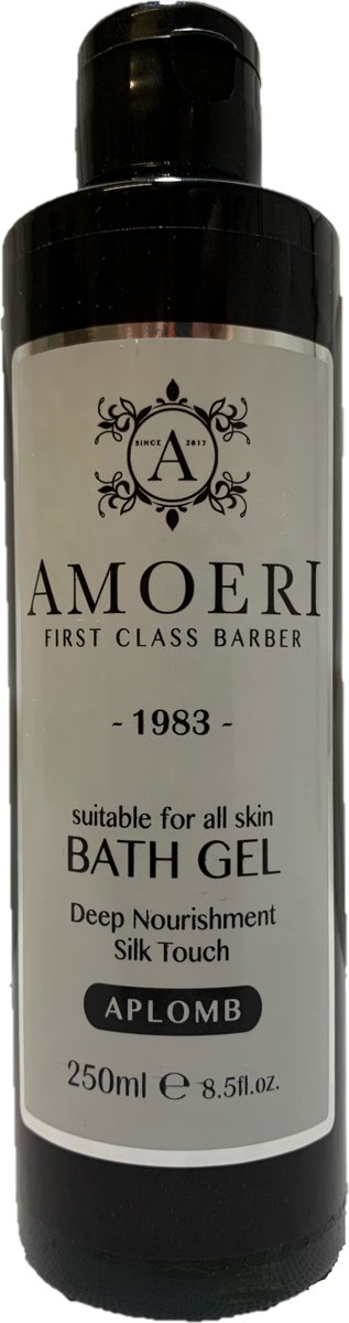 AMOERI FIRST CLASS BARBER | BATH GEL | APLOMB