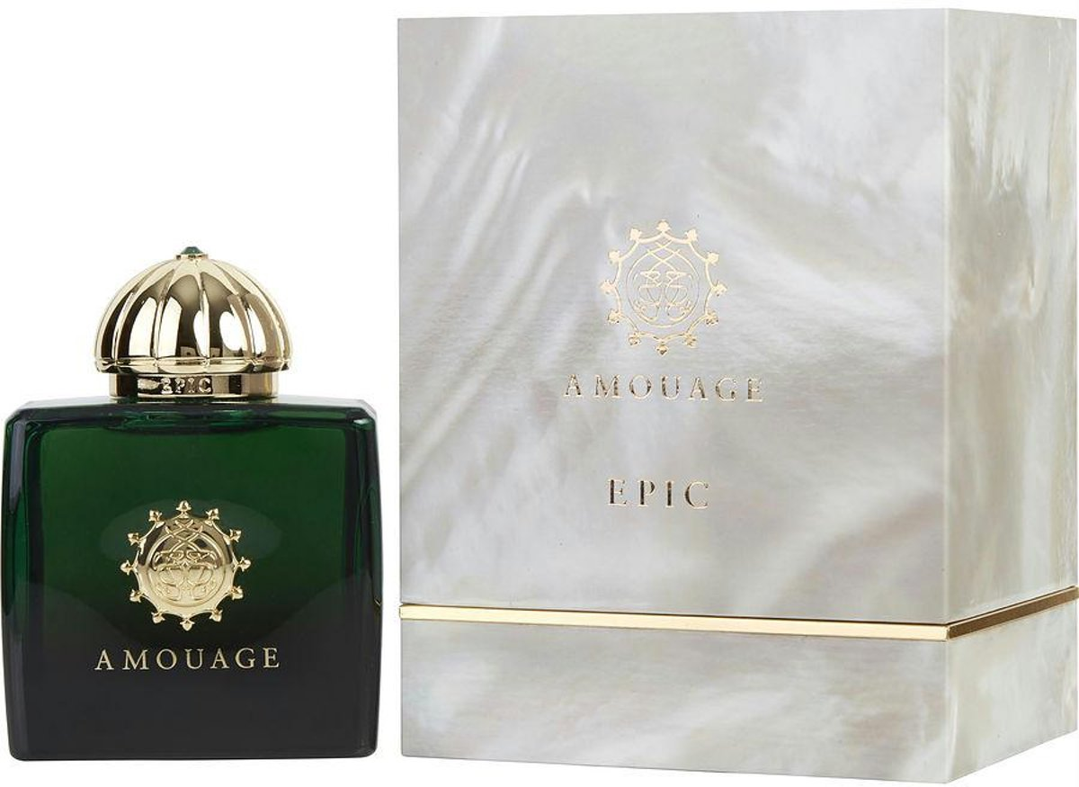 Amouage Epic Woman Eau de Parfum Spray 100 ml