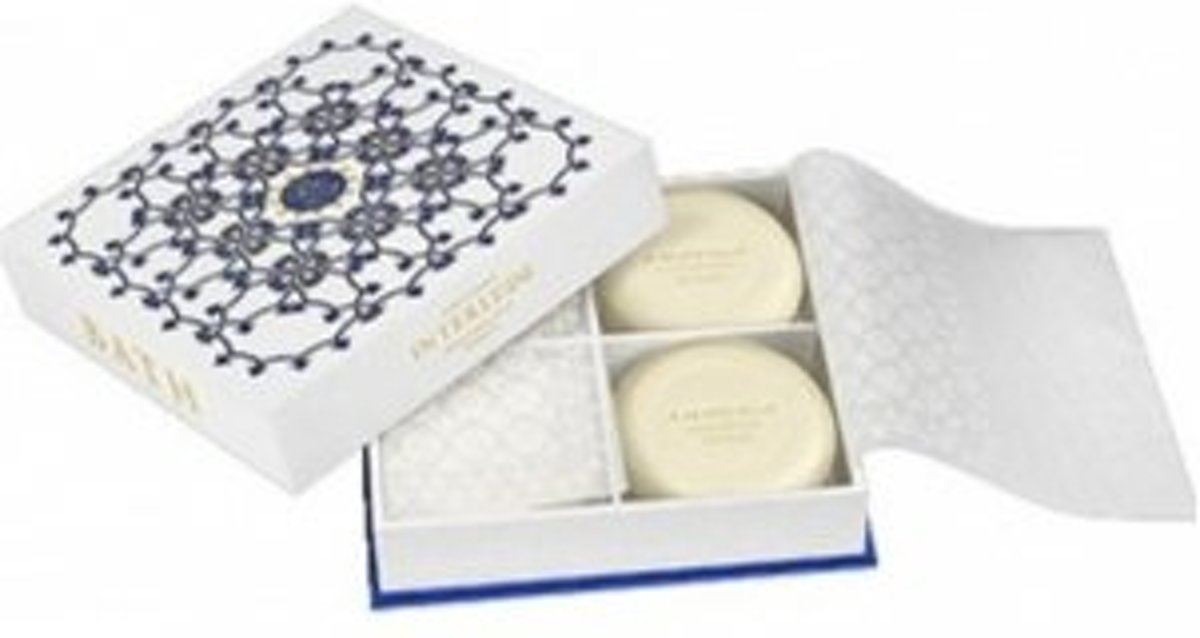 Amouage Interlude Woman Zeep 4 x 50 gr