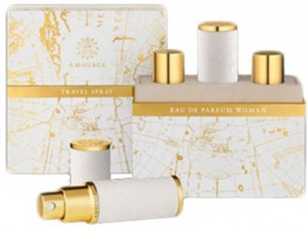 Amouage Journey for Women Eau de Parfum Spray 4 x 10 ml