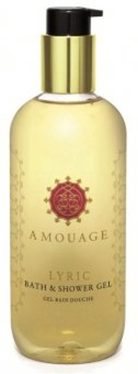 Amouage Lyric Man Douchegel 300 ml